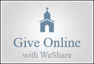 Give Online Button w black border