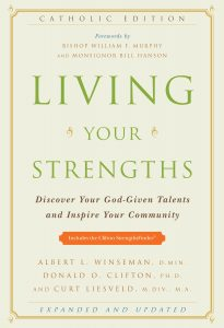 POSTPONED Living Your Strengths Discovery @ Saint Vincent Basilica Assembly Room - Parish Center