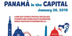 Young Adult Opportunity: World Youth Day in Washington, DC @ The Catholic University of America, Washington DC