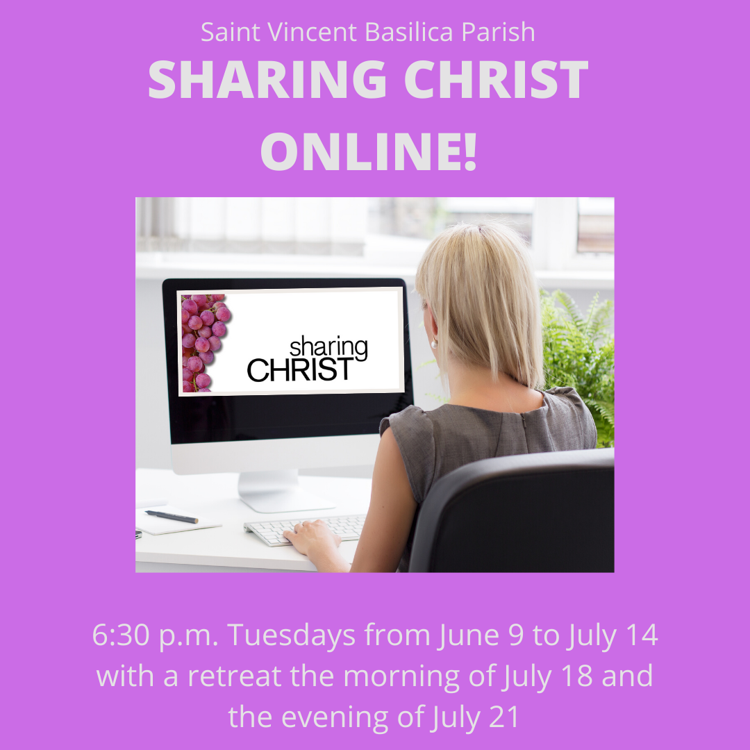 Sharing Christ @ Online